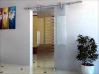 Стеклянные двери в дизайне помещений